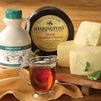 Aged Cheddar & Pure Vermont Maple Syrup