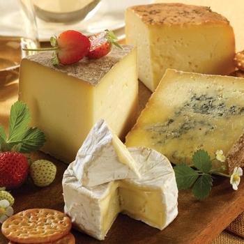 Artisan Cheese Sampler