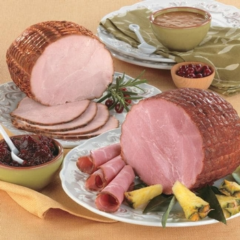 Boneless Ham and Turkey Breast Plus Free Gifts