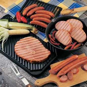 Smoked Meats & SpecialtiesGrill Sampler