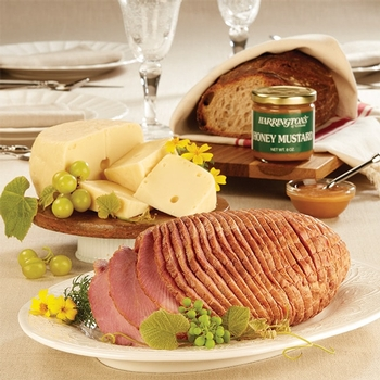 Ham & Swiss Sampler