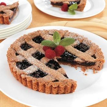 Desserts & SweetsLinzer Tarts