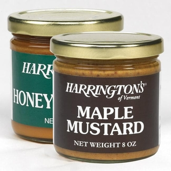 Smoked Meats & SpecialtiesMaple and Honey Mustards