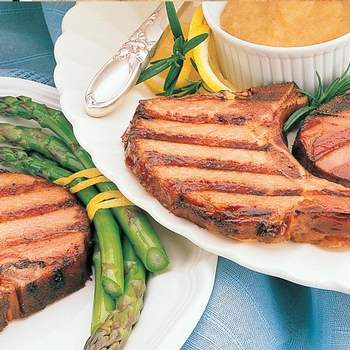 Windsor Loin Pork Chops