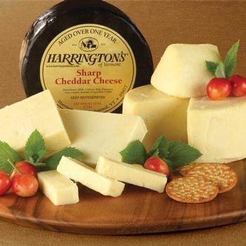 Zesty Aged Cheddar Cheese