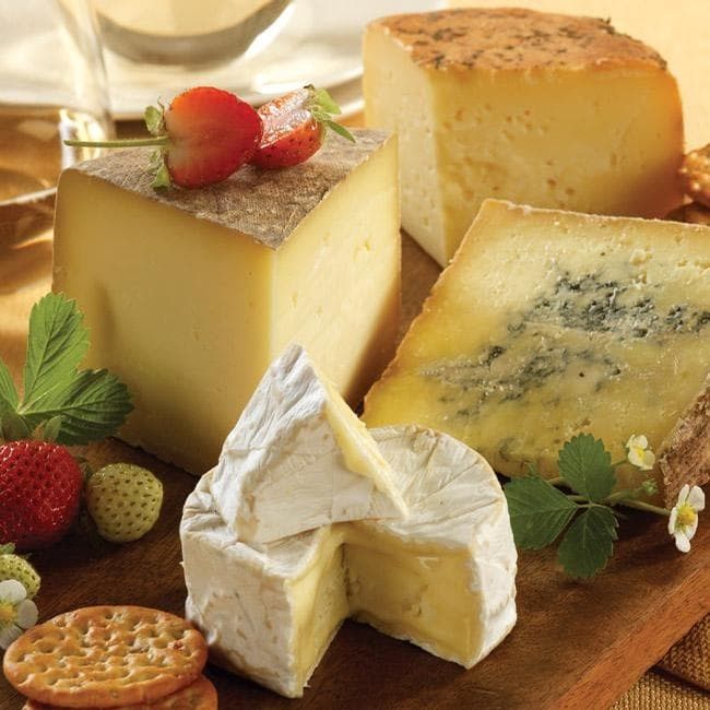 Artisan Cheese Sampler