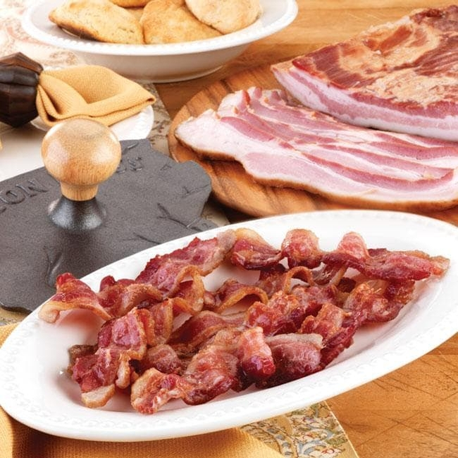 Authentic Harringtons Smokehouse Bacon