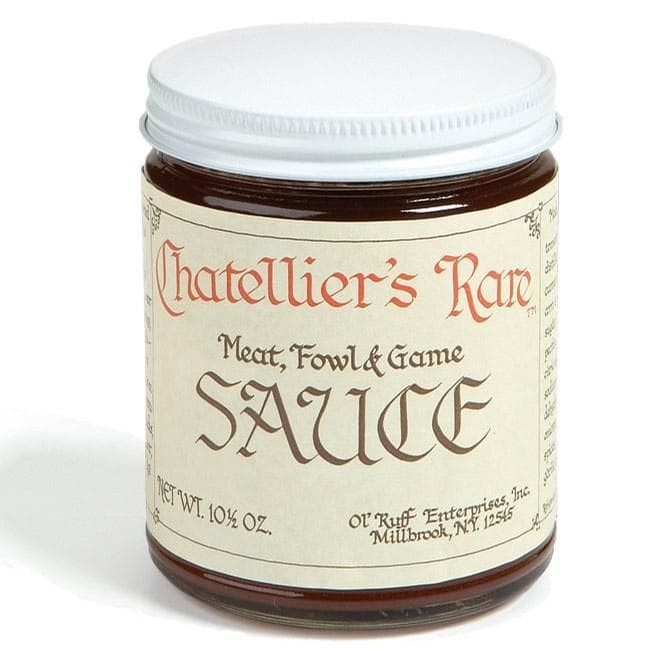 Chatellier's Rare Game Sauce
