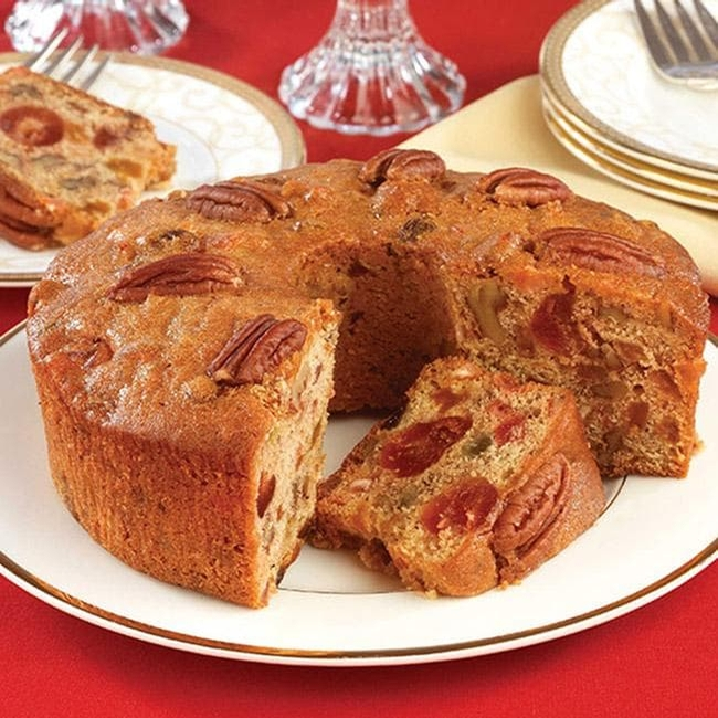 Maple Fruitcake