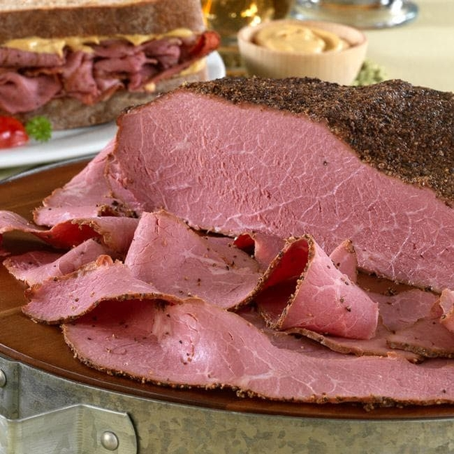 Montreal Smoked Beef