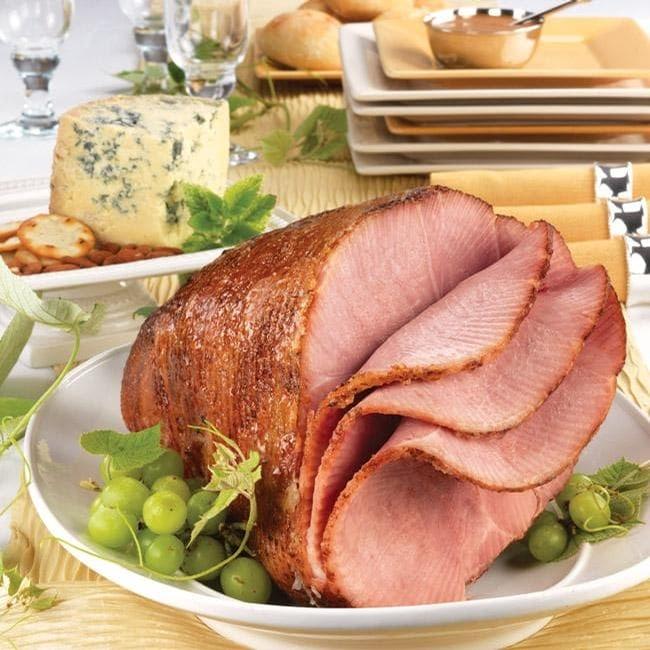 Party Ham and Stilton