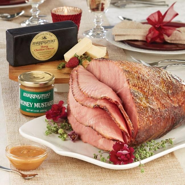 Party Ham, Cheddar & Honey Mustard