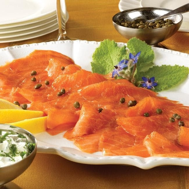 Smoked Eastern Atlantic Salmon